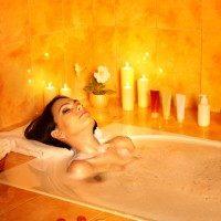 Жемчужные ванны - оздоровительная процедура