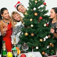 Как лучше встретить гостей на Новый Год?