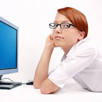 Как сохранить здоровье при работе на компьютере