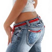 Модные джинсы в жизни современного человека