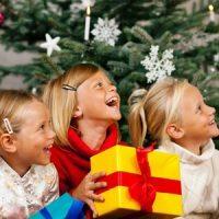 Новогодняя программа для ребенка
