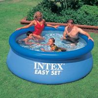 Надувной бассейн для дома