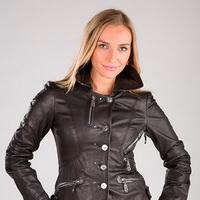 Кожаная куртку - находим стильную